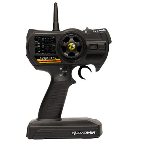 Atomik VR3S 3-Channel 2.4Ghz Transmitter/Receiver