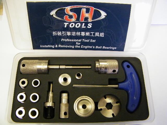Nitro Engine Ball Bearing Tool Set