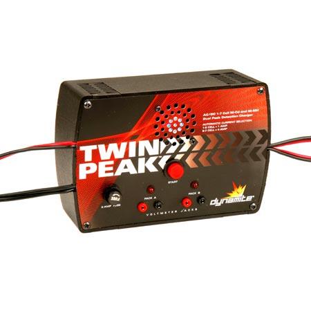 Twin Peak AC/DC Dual Peak Charger
