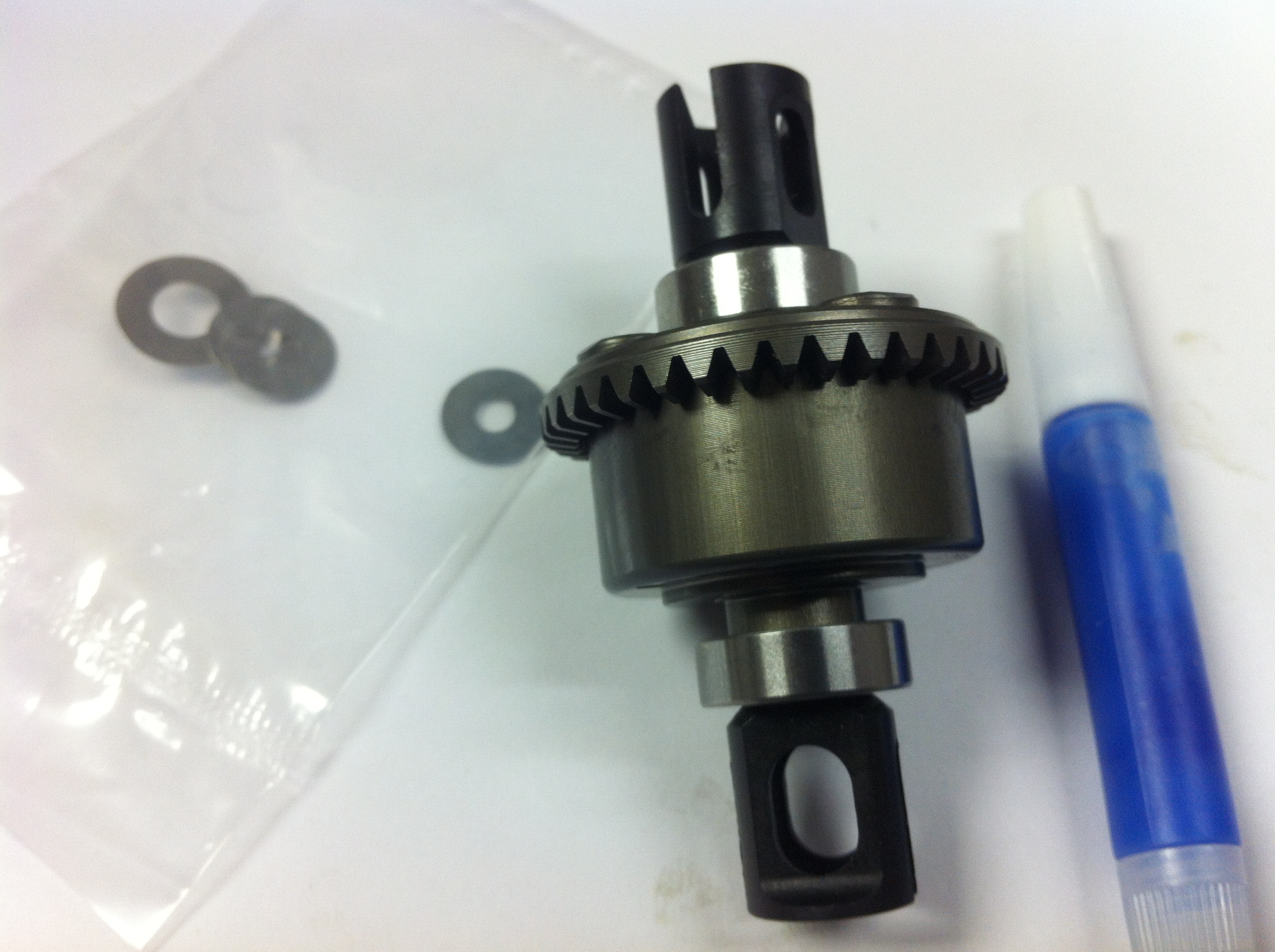 Aluminum Diff Set (Front or Rear)