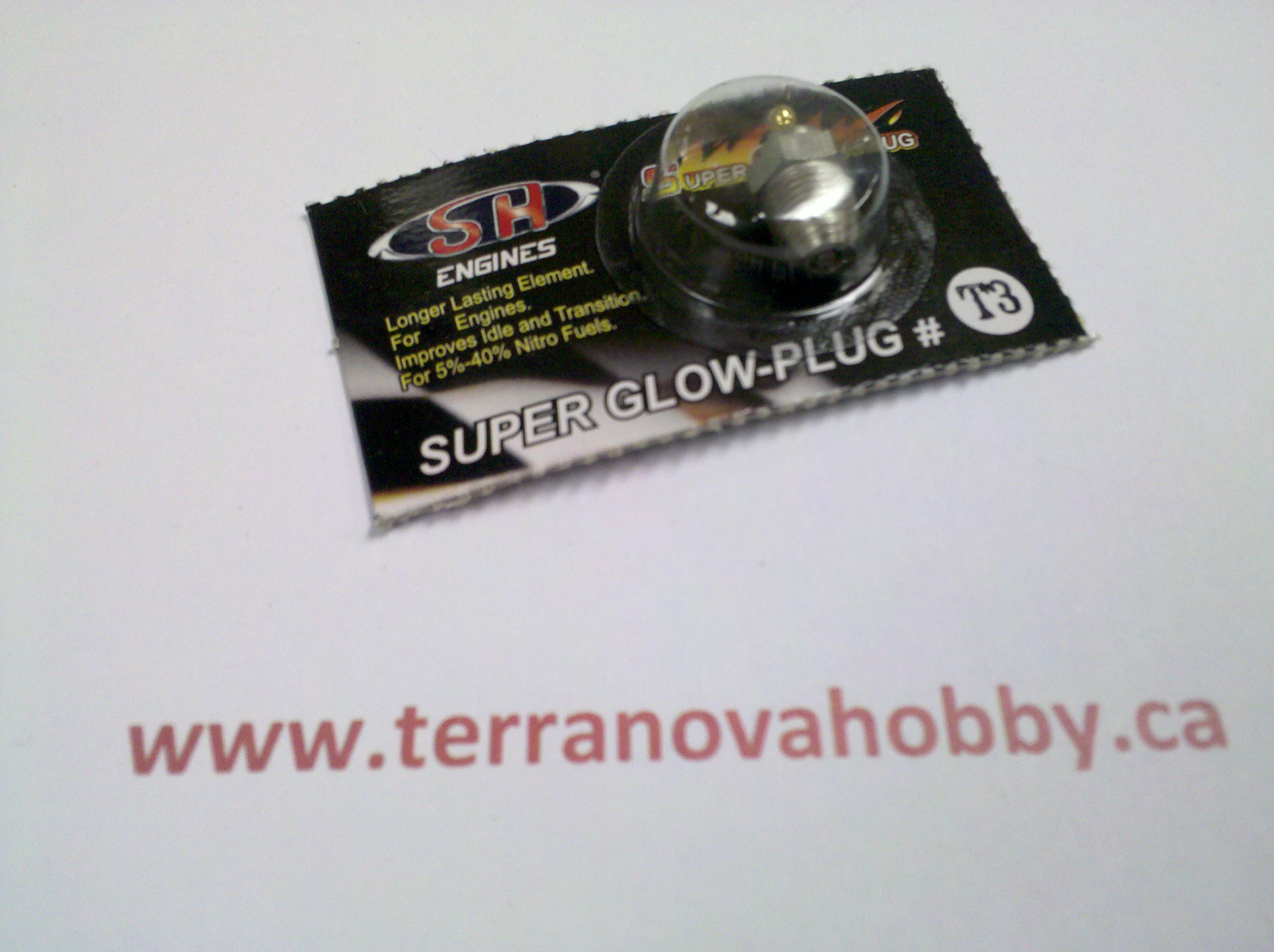 NO.T3 GLOW PLUG/TURBO