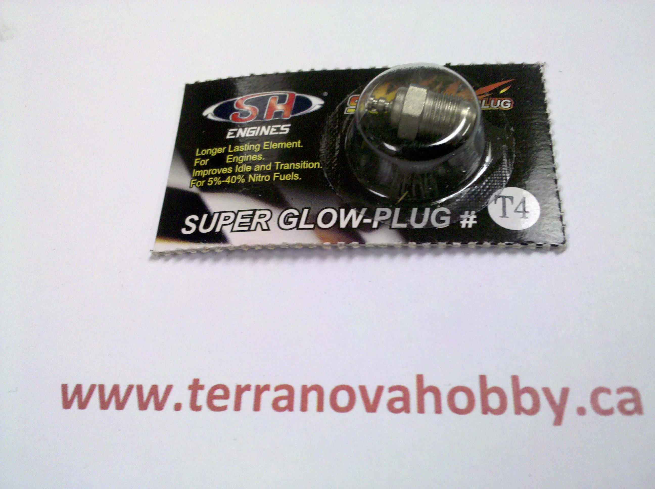 NO.T4 GLOW PLUG/TURBO