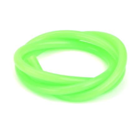 Silicone 2' Fuel Tubing, Green