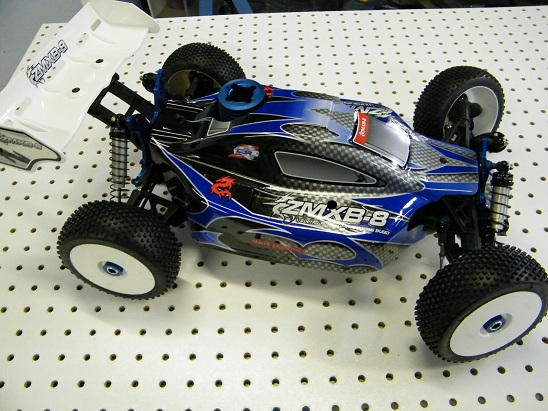 ZMXB-8 1/8 OFF-ROAD BUGGY w/o Electronics