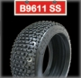 B9611SS-1/8 Buggy tire/30°/With insert/2 PCS