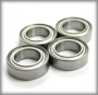 Ball bearing  6×10×3 / 4PCS