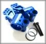 Metal Rear Hub L/R Blue