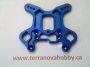 Z-10 Shock Tower Front Blue