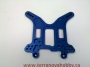 Shock Tower Rear 4mm / Blue