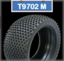 T9702M-45° COMPOUND INCL. INSERT AND WHITE WHEEL HEX / 4PCS