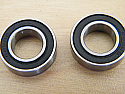Ball bearing  9x17×5 / 2PCS