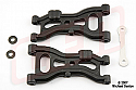 Front Lower Suspension Arms, MG16
