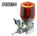 PT007-1 《 21 Rear Competition Engine With Long Stroke 》