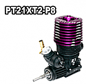 PT21XT2-P8 《 21 Pro Handmade Competition On Road Engine 》