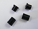 Chassis Brace Set shock-absorb. Pad