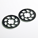 LS Brake Disc, Steel/2PCS
