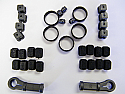 Z-15 Rear Suspension Plastics
