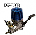 PT2501B 《 25 Rear Exhaust Engine With Pull Starter 》