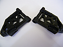 Z-10 Front Lower Arm Plastics