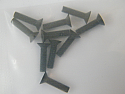 Flathead Screw M3x16 (10)