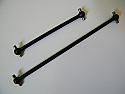 Z10XBe Center Shaft Set (Front & Rear) (RTR)