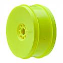 1/8 Buggy EVO Wheels, Yellow (4)