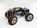 GST-E COLOSSUS RTR BRUSHLESS MONSTER TRUCK W/ 2.4G RADIO
