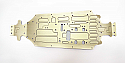Z-10 Chassis Plate/PRO