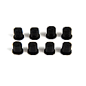 Atomik Suspension Bushing Set for Metal Mulisha 1:8 RC Truck