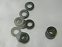 4MM Washer 4X8X0.8mm (10)