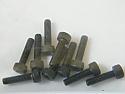 Socket Head Cap Screw M3x14 (10)