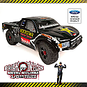 Atomik Metal Mulisha Brian Deegan 1:8 Ford Raptor 150 RTR RC Truck