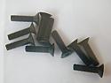 Flathead Screw M3x12